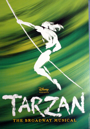 Tarzan - The Musical at Byham Theater