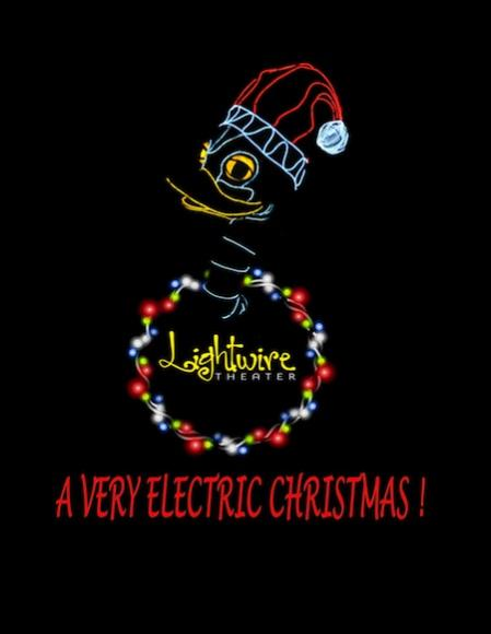 Lightwire Theatre: A Very Electric Christmas at Byham Theater