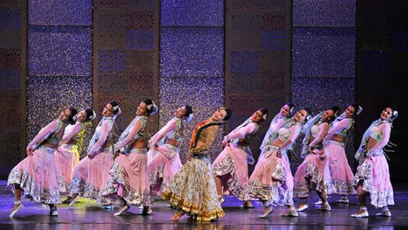 Taj Express: Bollywood Musical Revue at Byham Theater
