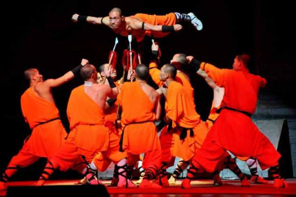 Shaolin Warriors at Byham Theater