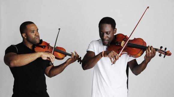 Black Violin Duo at Byham Theater
