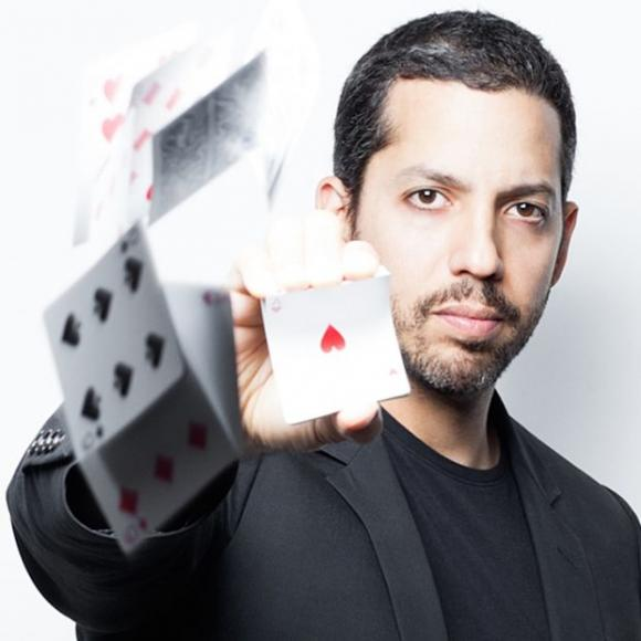 David Blaine at Byham Theater