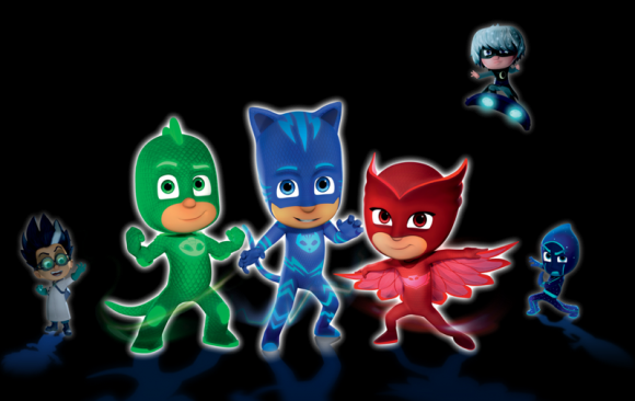 PJ Masks at Byham Theater