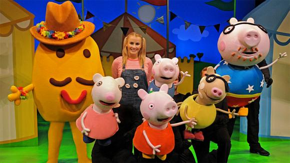 Peppa Pig at Byham Theater
