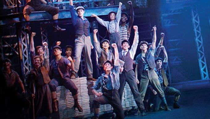 Newsies - The Musical at Byham Theater