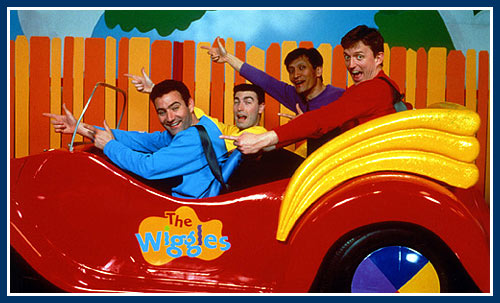 The Wiggles at Byham Theater