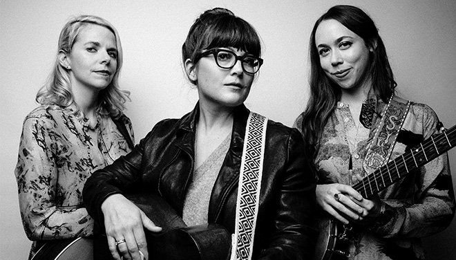 I'm With Her: Sara Watkins, Sarah Jarosz & Aoife O'Donovan at Byham Theater