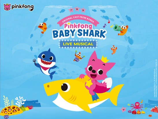 Baby Shark Live! at Byham Theater