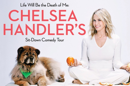 Chelsea Handler at Byham Theater