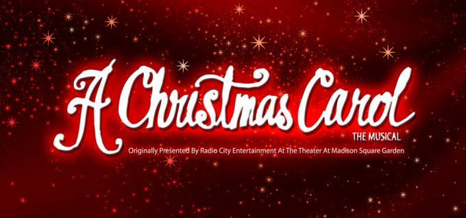 A Musical Christmas Carol at Byham Theater