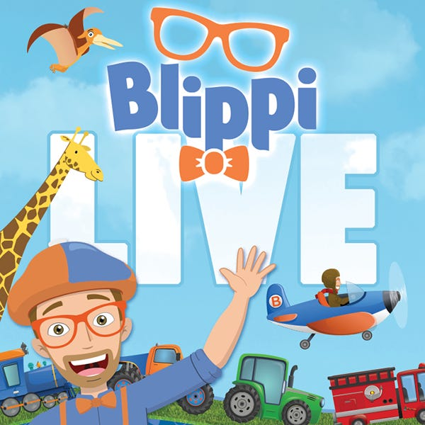 Blippi Live at Byham Theater