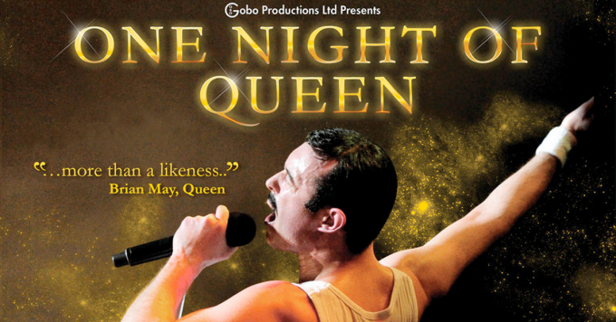 One Night of Queen - Gary Mullen and The Works at Byham Theater