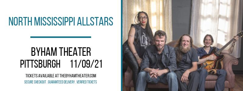 North Mississippi Allstars at Byham Theater